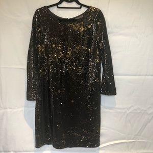 Halston Heritage Dresses - sequin halston heritage dress